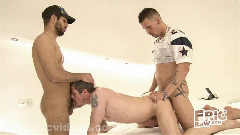 NakedSword-CUM-Eric-Videos-starring-Teddy-Hunter-Eric-Karim-Alejando-orgasm-jizz-swallowing-001-gallery-video-photo-1