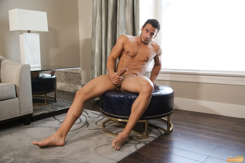 NextDoorMale-Sexy-naked-muscle-boy-Kayden-Andrews-wanks-huge-thick-long-dick-big-balls-cum-filled-orgasm-cumshot-bubble-ass-hole-001-gay-porn-sex-gallery-pics-video-photo