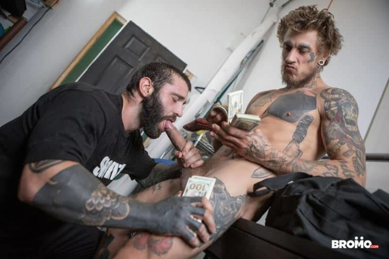 Hot-tattooed-stud-Bo-Sinn-huge-cock-bareback-pounds-Markus-Kage-hot-muscular-bubble-butt-001-gay-porn-pics