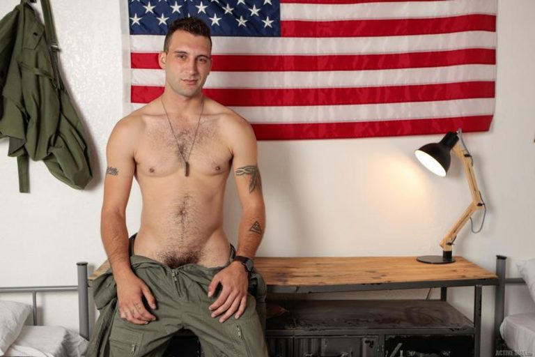 Active-Duty-army-stud-Jesse-Prather-huge-raw-cock-barebacking-hot-young-recruit-Trent-Marx-tight-asshole-0-image-gay-porn