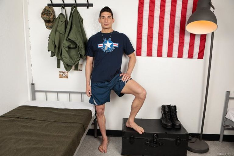 Active-Duty-horny-army-dude-Jim-Nasty-tight-bubble-ass-raw-fucked-by-Brandon-Anderson-huge-thick-dick-0-image-gay-porn