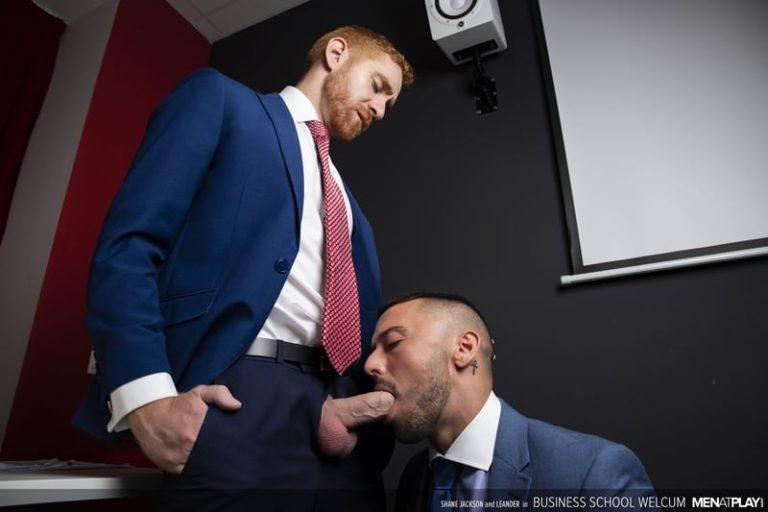 Ginger-muscle-hunk-Leander-fucks-hottie-hunk-Shane-Jackson-tight-bubble-butt-MenatPlay-001-Gay-Porn-Pics
