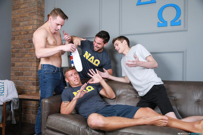 Young-buck-Shane-Cook-huge-cock-raw-fucking-Justin-Matthews-hot-frat-hole-Next-Door-Studios-0-image-gay-porn