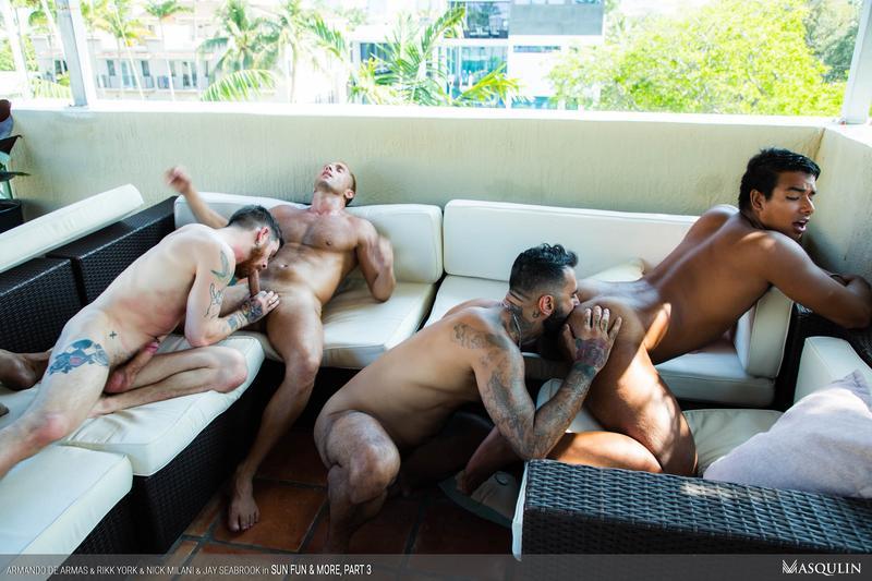 Masqulin-muscle-man-orgy-Armando-De-Armas-Jay-Seabrook-Nick-Milani-Rikk-York-huge-cock-anal-0-image-gay-porn