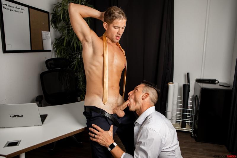 Next-Door-Taboo-hot-daddy-Jax-Thirio-huge-dick-raw-fucking-blonde-young-stud-Brandon-Anderson-0-image-gay-porn